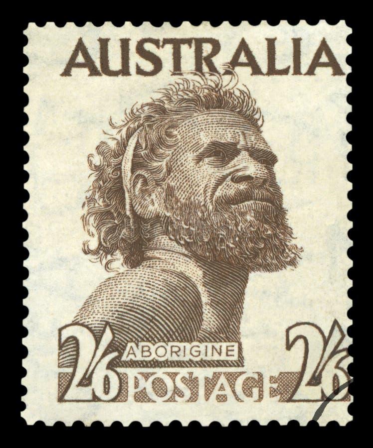 AUSTRALIA - znaczek pocztowy obraz stock