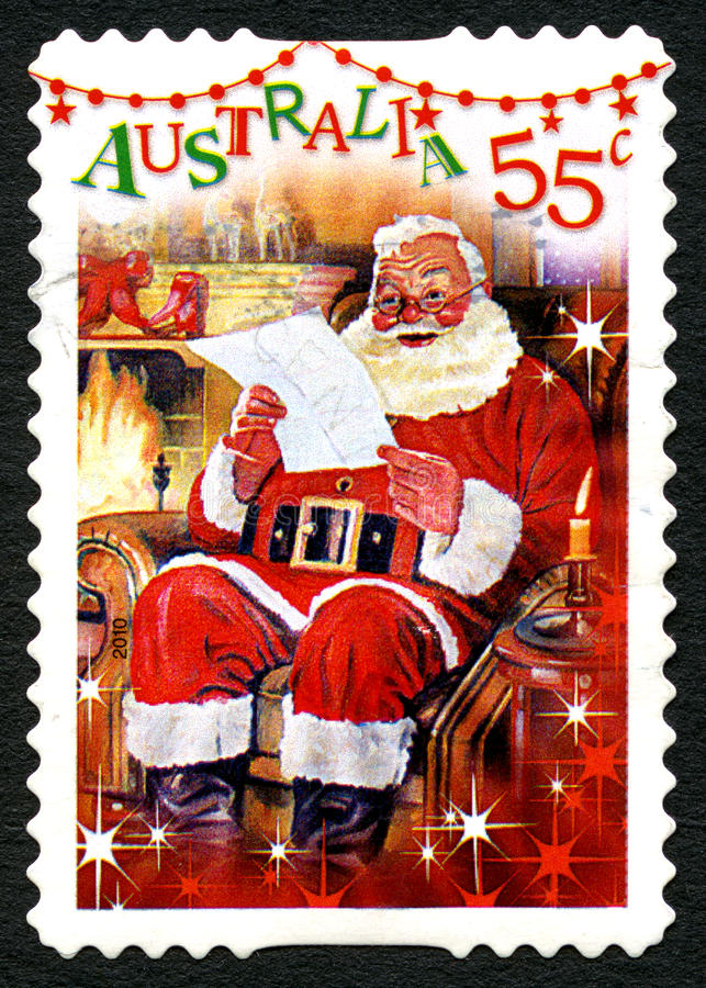 Australian christmas postage stamp editorial image image of download australian christmas postage stamp editorial image image of commemorate father 89464005 spiritdancerdesigns