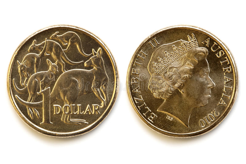 Download Australian Dollar Front And Back Stock Image - Image: 25937911