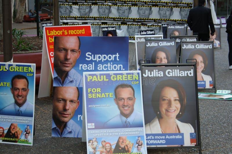 Australian Election 2010 Editorial Photo