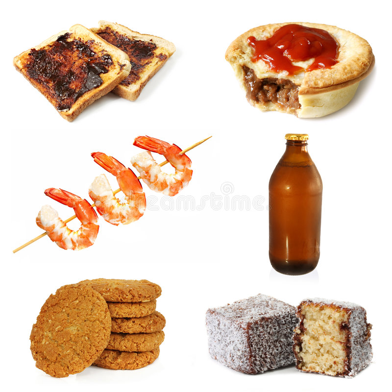 Free Australian Food Royalty Free Stock Photos - 7687648