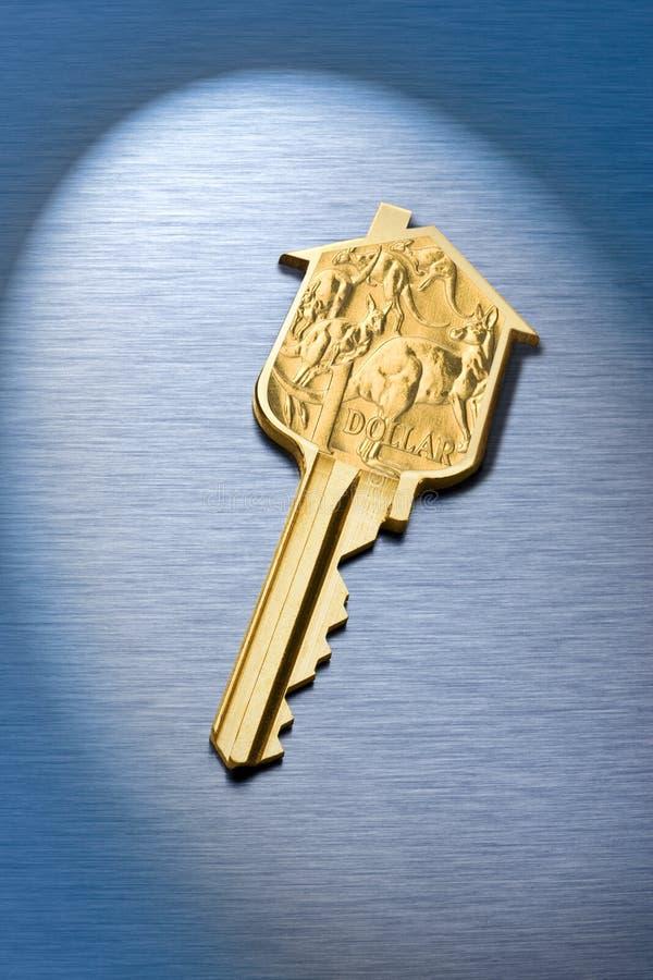 Download Australian House Property Investment Key Money Stock Photo - Image: 14523576