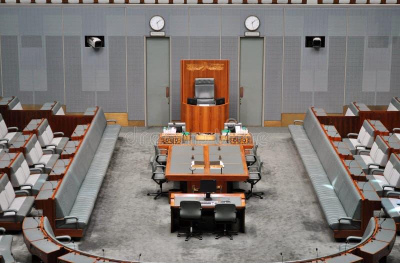 Australian House of Representatives stock images