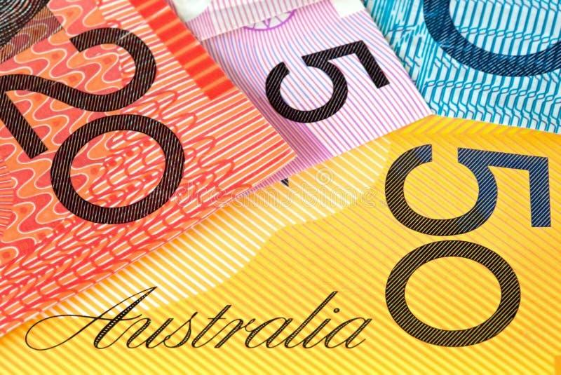 Australian Money royalty free stock image