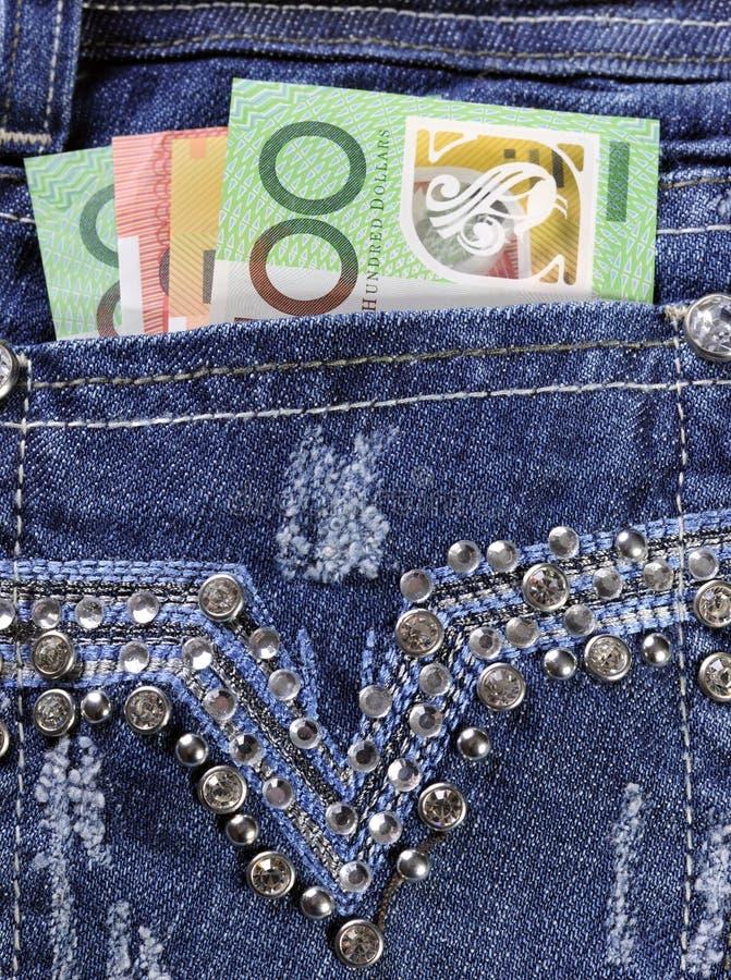 Australian Money Notes Close Up Stock Photo - Image of focus, notes: 51769306