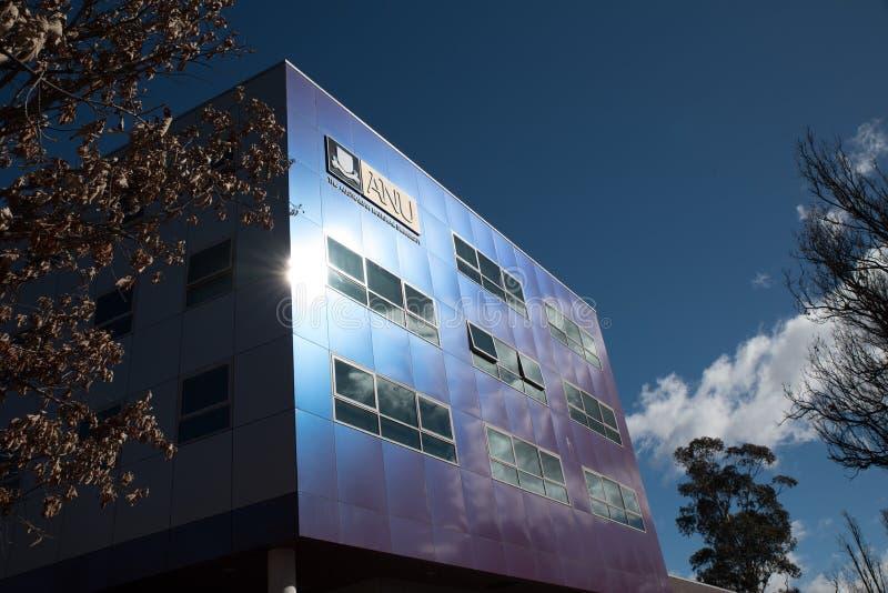 Australian National University, Canberra, Australia stock photography