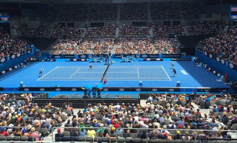 Australian Open 2015 lizenzfreie stockbilder
