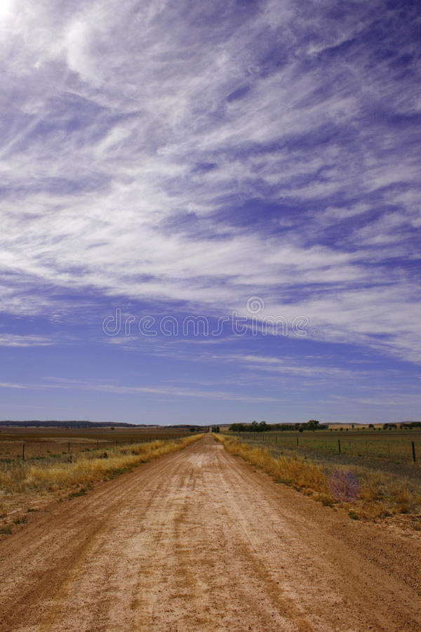 Download Australian Outback stock image. Image of panoramic, grassland - 12966189