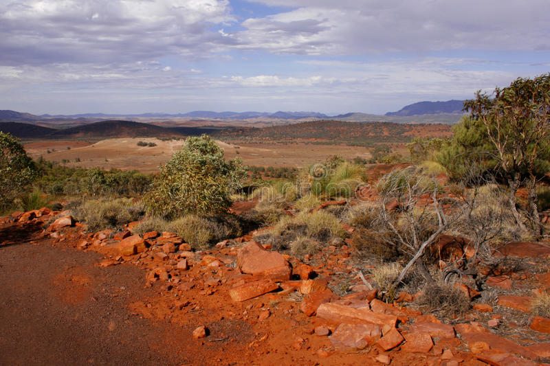 Download Australian Outback stock photo. Image of panoramic, vast - 13110164