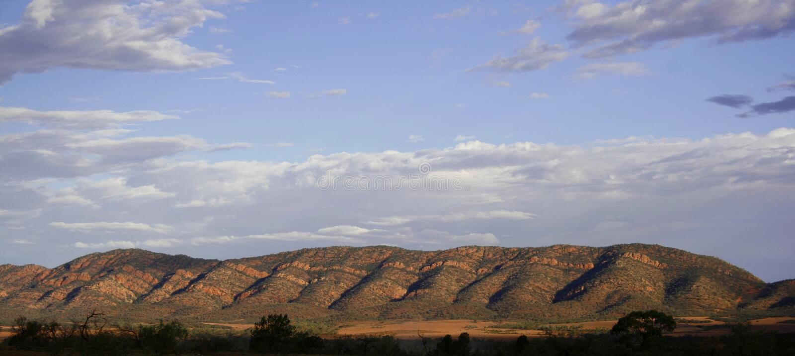 Download Australian Outback stock image. Image of barren, mountains - 8543385