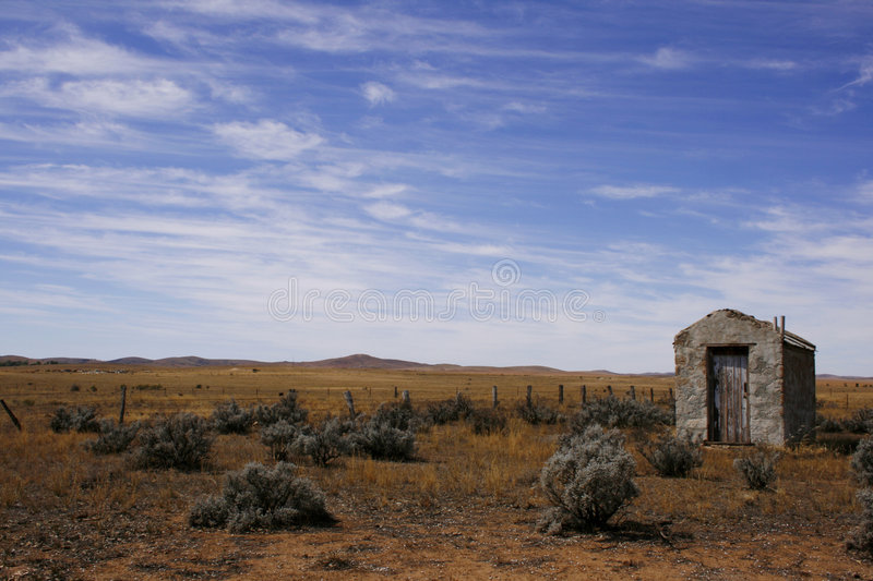 Download Australian Outback stock photo. Image of clouds, scenic - 9121952