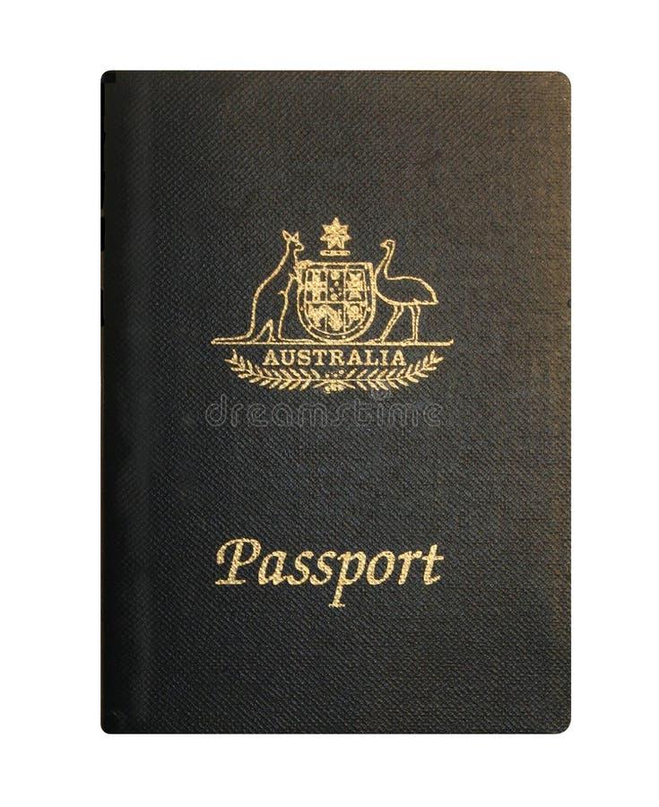 Download Australian Passport stock image. Image of aussie, border - 167433
