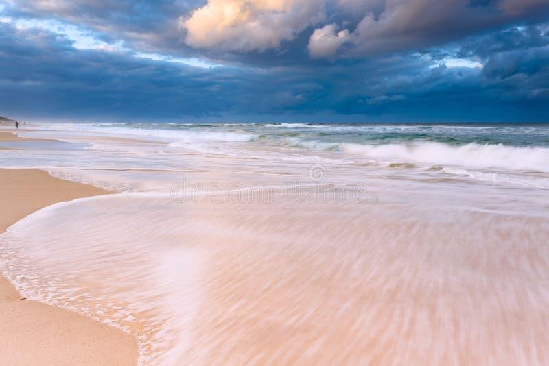 Australian seascape royalty free stock image