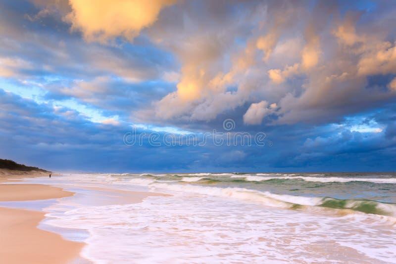 Australian seascape royalty free stock photos