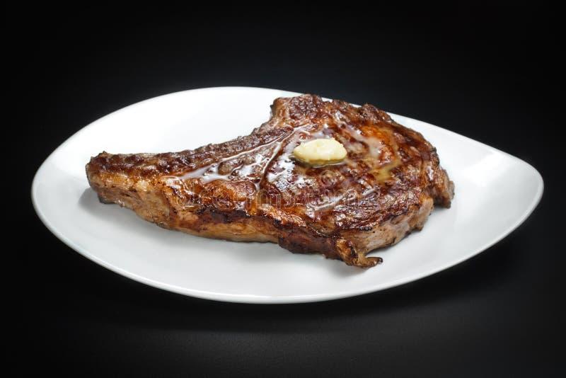 Australian Steak stock image