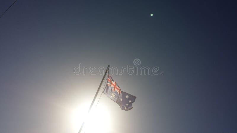 The Australian Summer stock photo