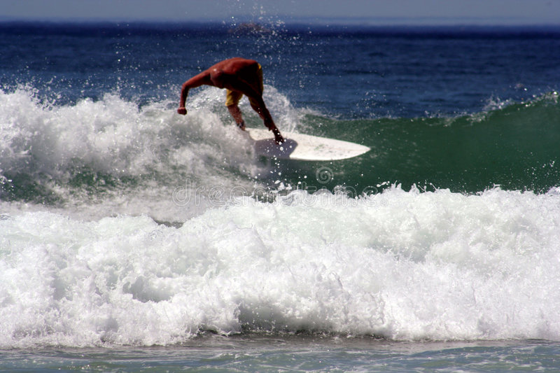 Download Australian Surfer Manly Beach Stock Photo - Image: 1644658