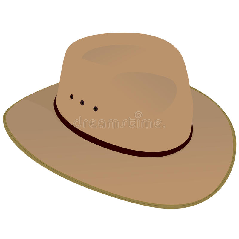 Download Australian Wide Brimmed Hat Stock Image - Image of wide, cows: 33881207