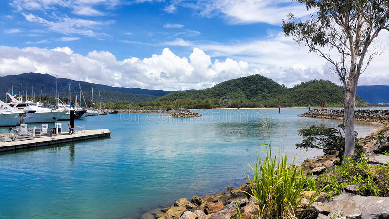 Australie 6 de cairns photographie stock