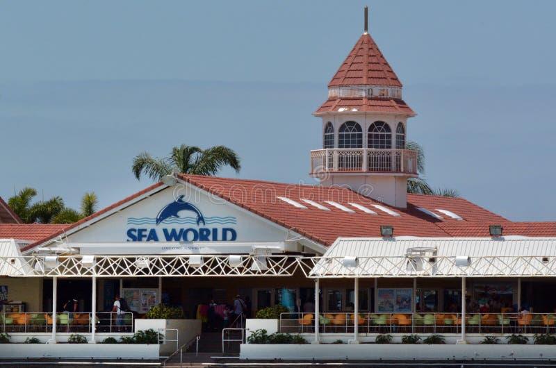 Australie de la Gold Coast Queensland du monde de mer photographie stock