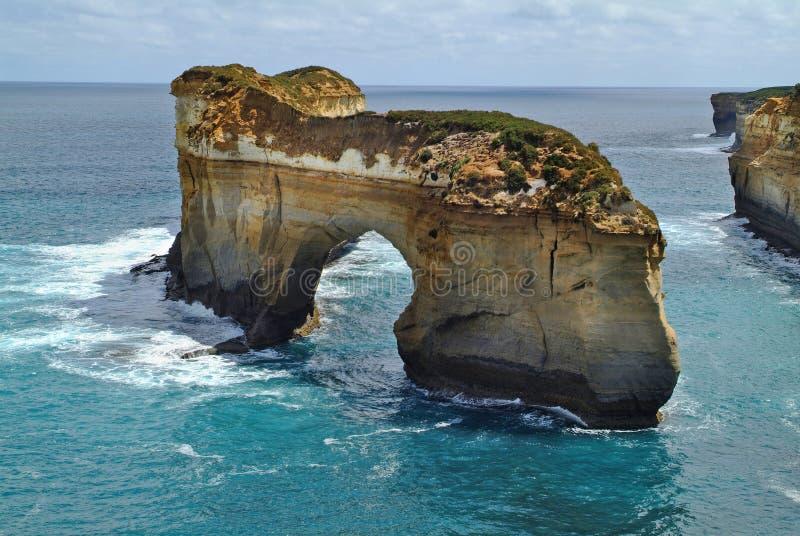 Download Australie, Grande Océan Route De VIC, Photo stock - Image du horizontal, campbell: 76081596