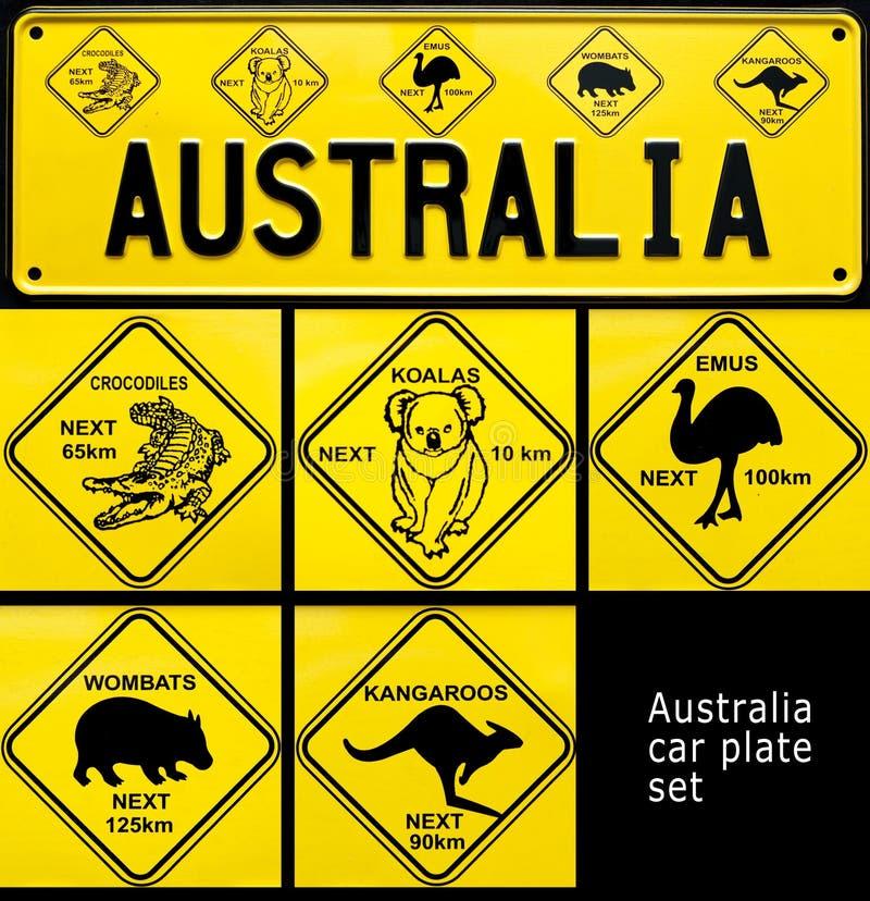 Australien royaltyfria foton