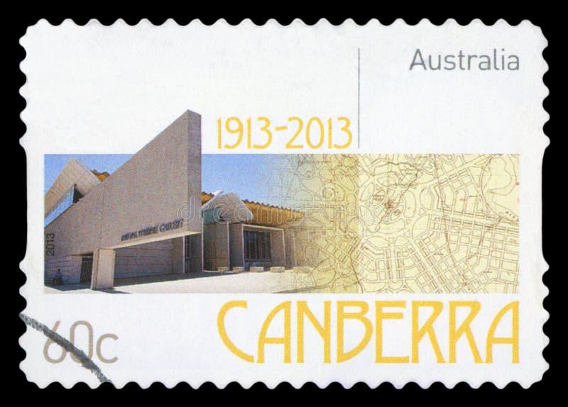 AUSTRALIEN - Briefmarke stockbilder