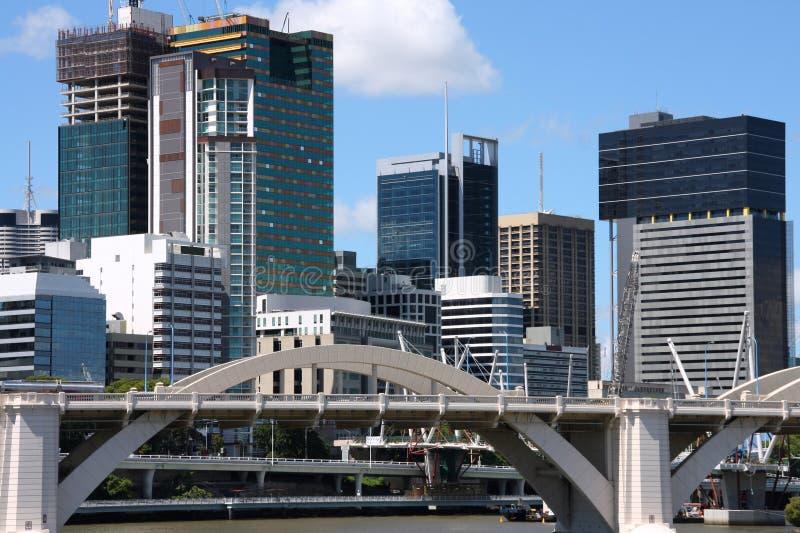 Australien - Brisbane lizenzfreies stockfoto