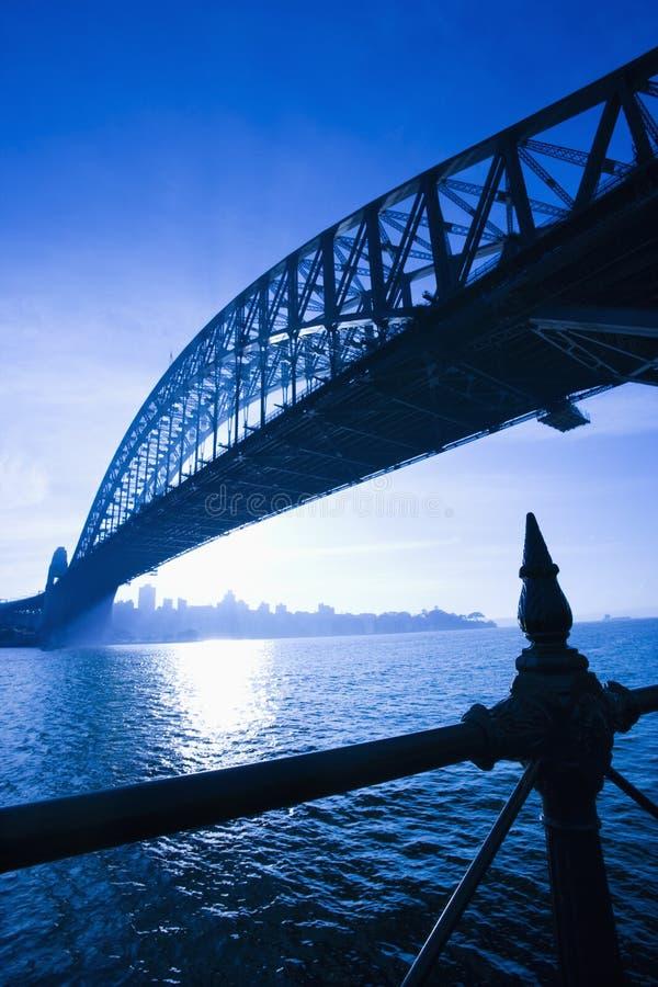 Australien bro arkivfoto