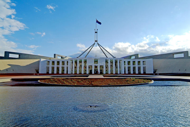 Australien, Canberrra, lizenzfreies stockfoto