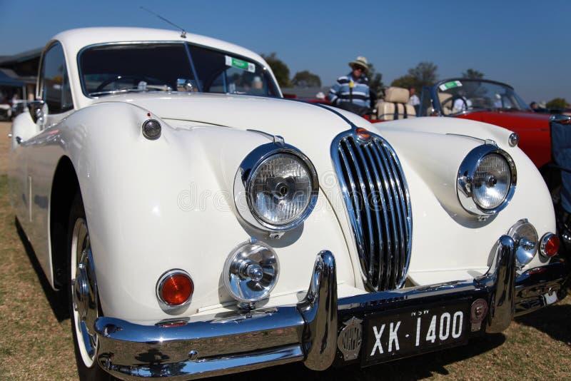 Australien-Car Show an den Königen School lizenzfreie stockfotos