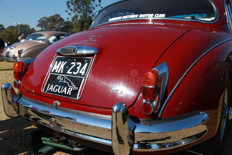 Australien-Car Show an den Königen School stockfotos