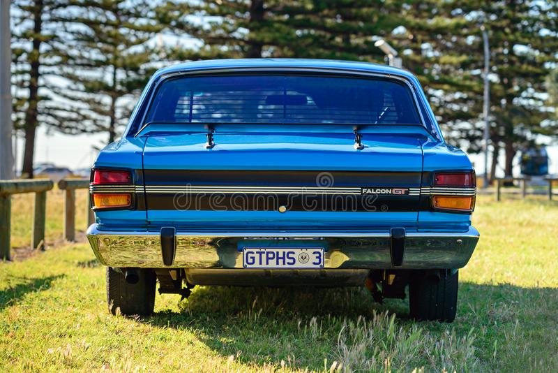 Australien Ford Falcon 351-GT photographie stock libre de droits