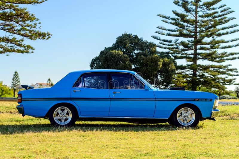Australien Ford Falcon 351-GT images stock