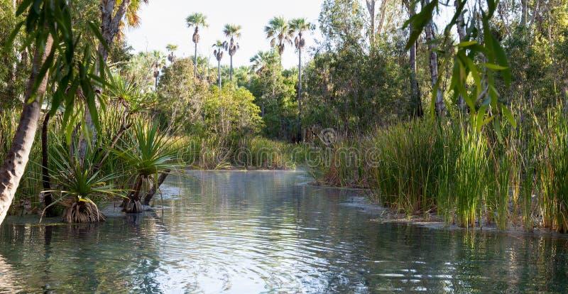 Australien Hot Springs photo stock