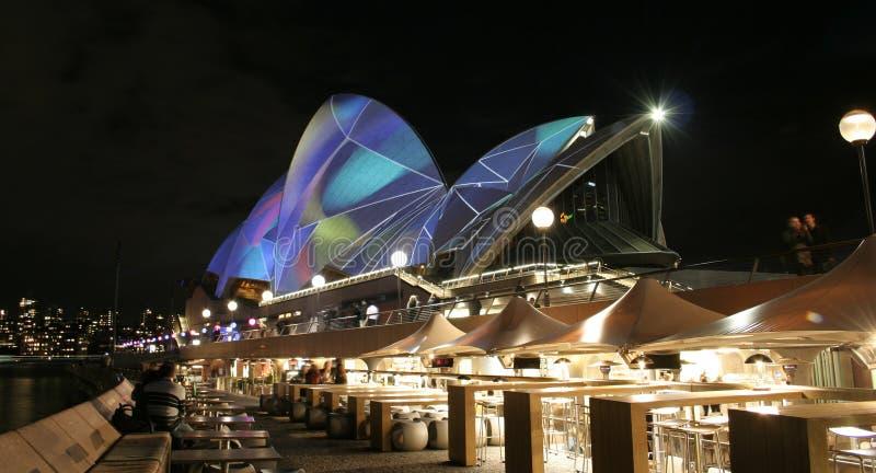 Australien husopera sydney arkivfoto