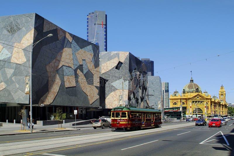 Australien, Melbourne stockfotografie