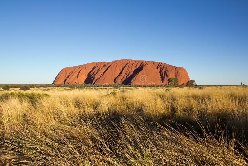 Australien, Nordterritorium, Ayers-Felsen, Uluru stockbild