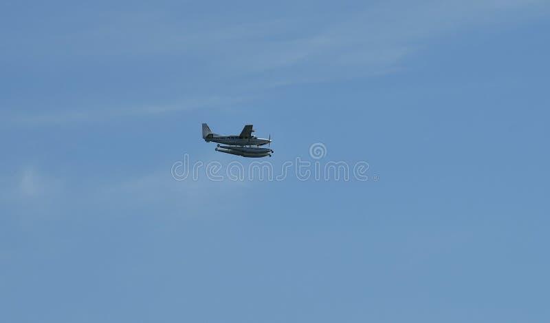 Australien, NSW, Sydney, Seeflugzeug-Transport stockfoto