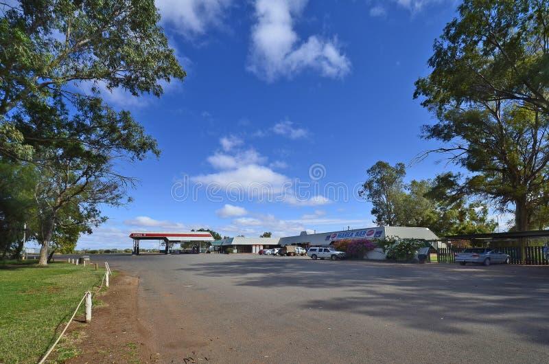 Australien, Süd-Australien, Marla Roadhouse lizenzfreie stockbilder