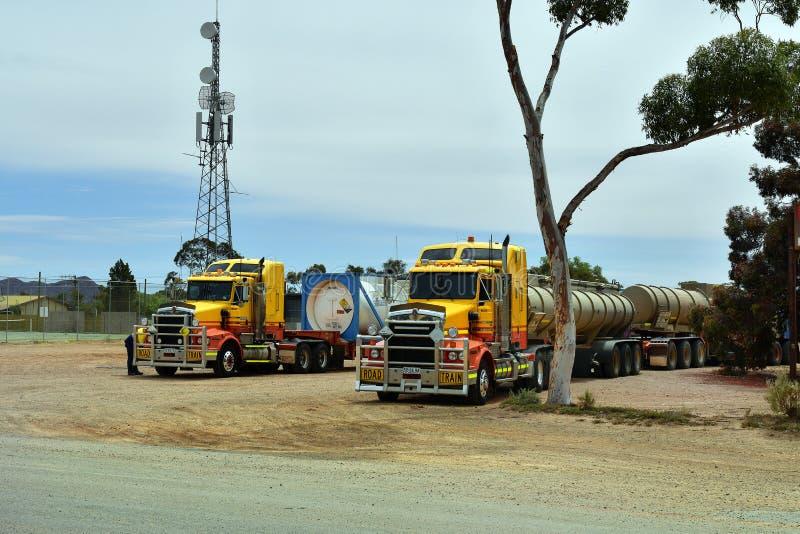 Australien, Süd-Australien, Transport lizenzfreies stockbild