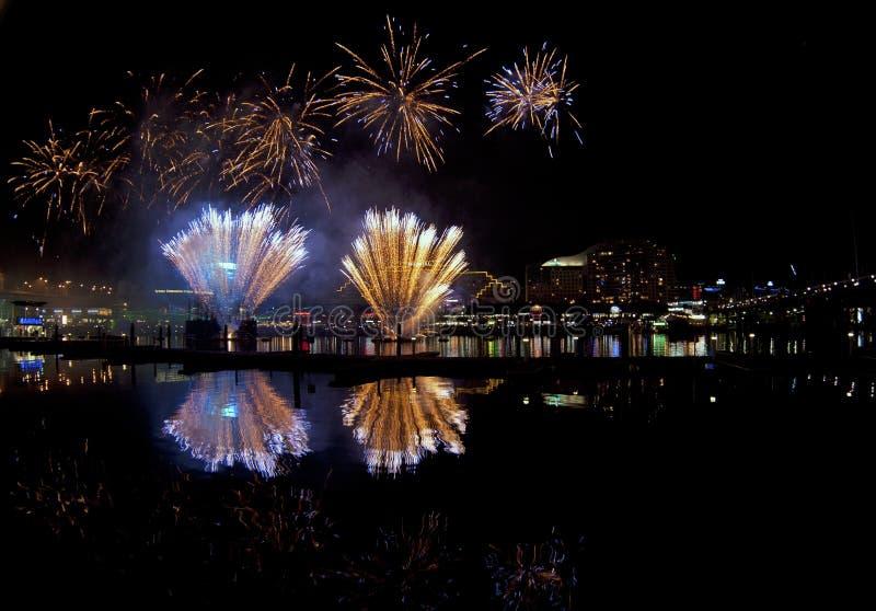 Australien-Tagesfeier (Sydney) stockfoto