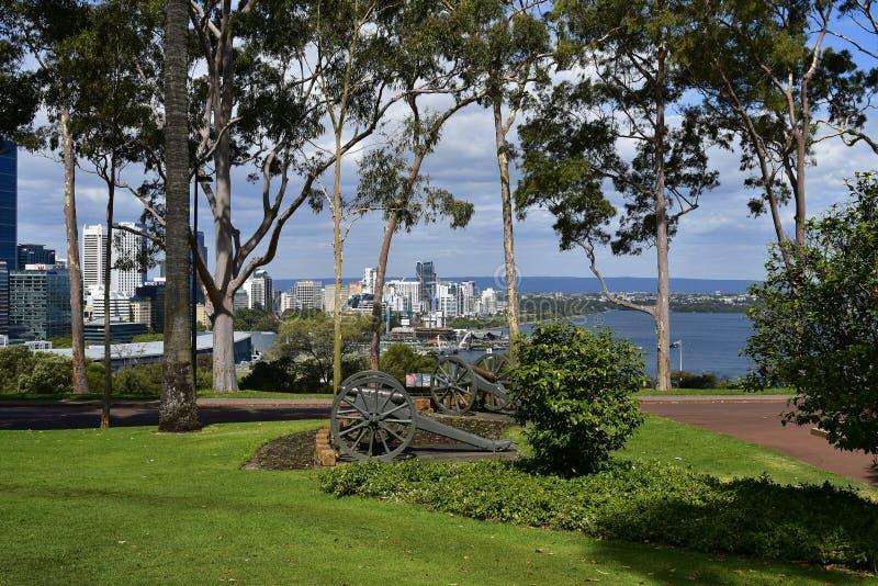 Australien WA, Perth royaltyfria bilder