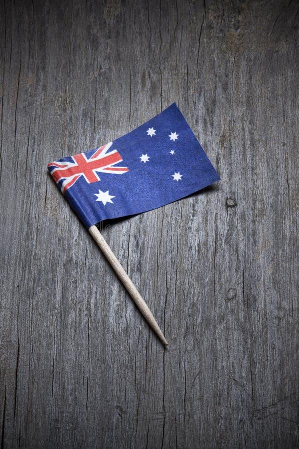 Australijczyk flaga obrazy stock