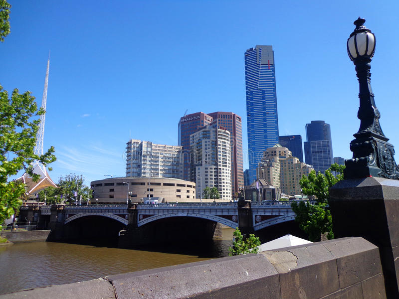 Australijczyka most obraz stock