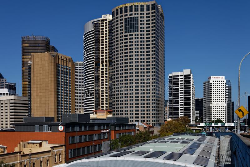 Australijska architektura, Sydney - 16 obrazy stock