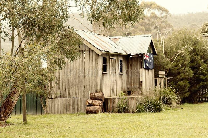australijski kabinowy rocznik obrazy stock