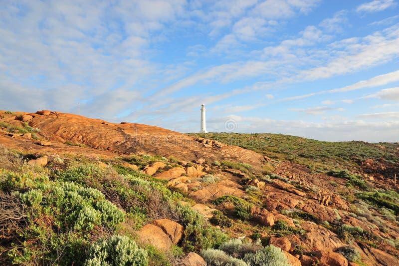 australijski linii brzegowej krajobrazu western fotografia stock