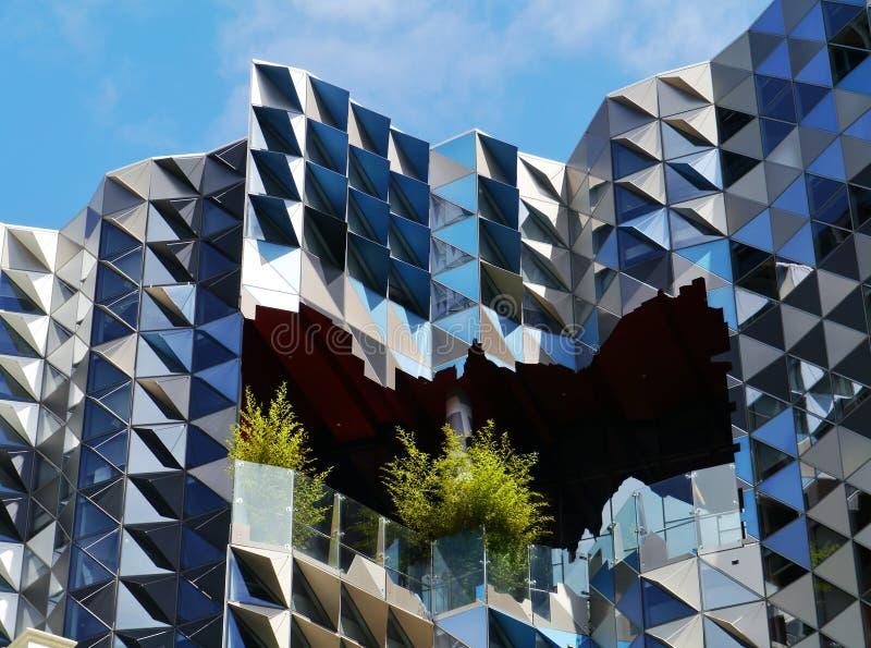 Australijski Swanston budynek zdjęcie stock