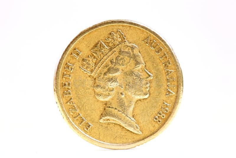Australisch muntstuk stock fotografie